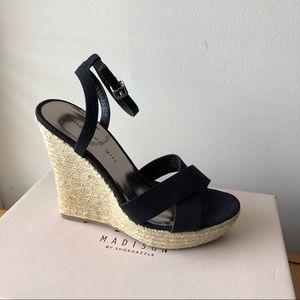 Madden Girl Espadrille Wedge Sandals